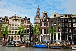 Car hire London to Amsterdam