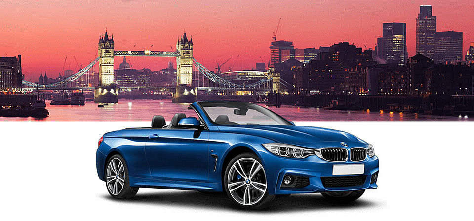 Hire A Convertible In London Sixt Rent A Car