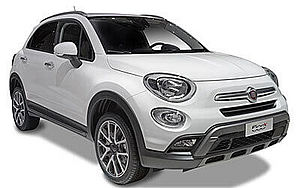 Fiat 500X Hire - Sixt rent a car