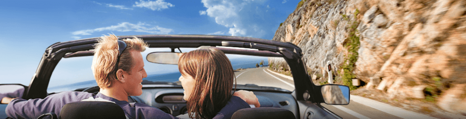 Convertible Car Hire with Sixt
