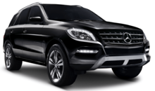 Rent a Mercedes-Benz ML350 luxury 4x4 from Sixt