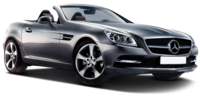 Convertible rental in Edinburgh with Sixt rent a car