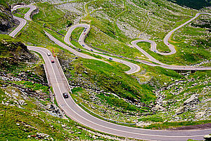 Transfagarasan, Romania - One Way Car Hire
