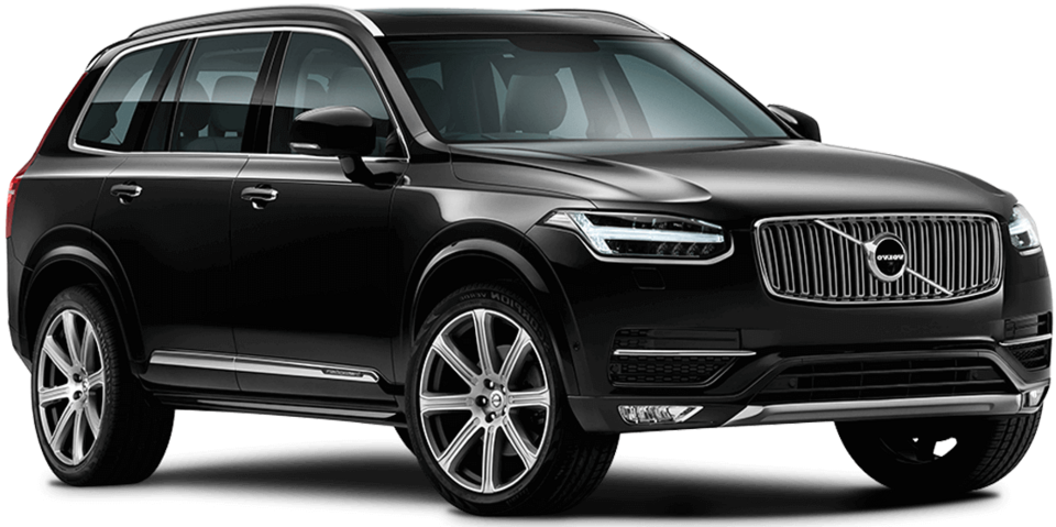 Volvo XC90 Automatic Car Hire