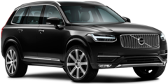 Volvo XC90 4x4 hires from Sixt