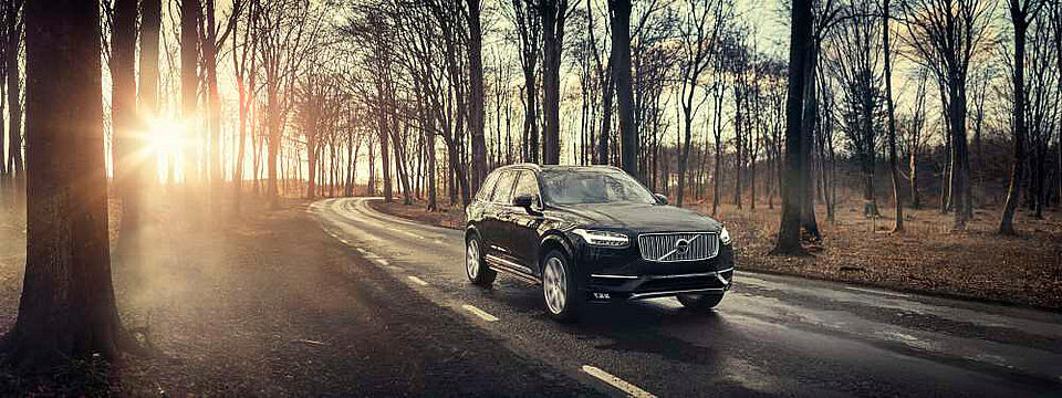 Volvo XC90 Luxury 4x4 Hire