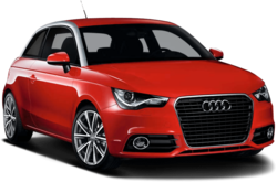 Audi A1 Hire with Sixt rent a car