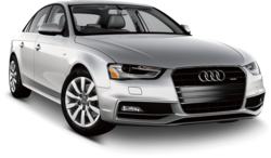 Rent an Audi A4 from Sixt