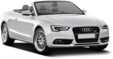 Hire an Automatic Audi A5 Convertible from Sixt