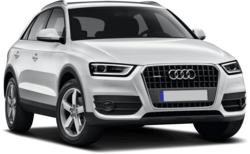 Hire an Audi Q3 4x4 with Sixt