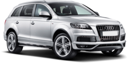 Hire an Audi Q7 with Sixt