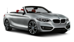 Hire a BMW 2 Series Convertible from Sixt