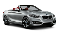 Hire an Automatic BMW 2 Series from Sixt