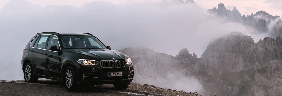 Sixt BMW 4x4 Hire in the UK and Worldwide