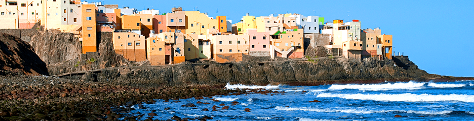 Discover the Canary Islands in a Convertible Hire from Sixt