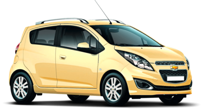 Sixt Chevrolet Spark Hire