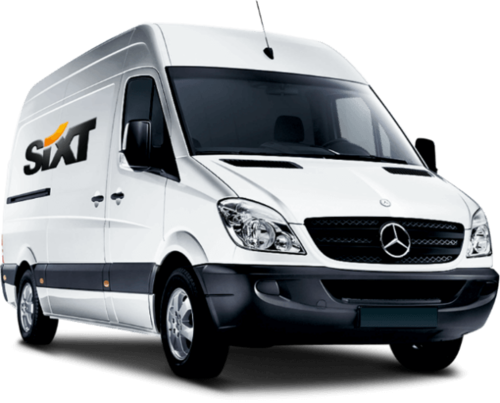 Sixt rent a van Dartford