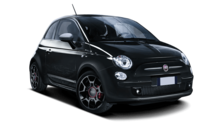 Hire a Fiat 500 economy car from Sixt