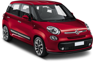 Fiat 500L People Carrier Hire