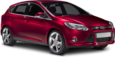 Sixt Ford Focus Hire