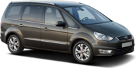 Rent a Ford Galaxy Minibus from Sixt
