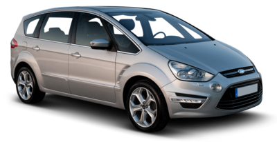 Sixt Ford S-MAX Hire
