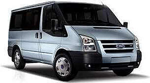 ford transit minibus hire sixt rent a car. Black Bedroom Furniture Sets. Home Design Ideas