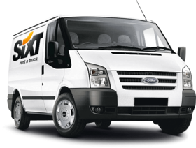 Hourly Van Hire Special