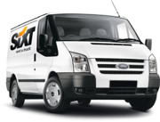 Ford Transit Van Hire