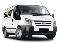 Hire a Ford Transit Panel 280 mid-sized moving van
