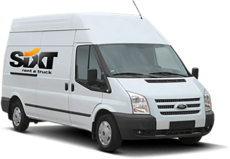 e1ff65398d Sixt Van Hire Branches in the UK - Sixt rent a truck