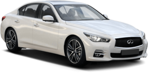 infiniti q50 saloon hire - sixt rent a car