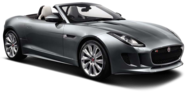 Rent the Jaguar F-Type Convertible from Sixt