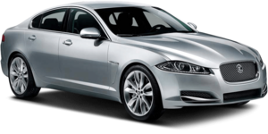 Jaguar XF Hire