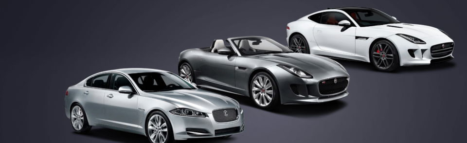 jaguar car hire
