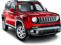 Jeep Renegade Hire