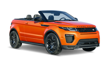 Evoque Convertible Hire