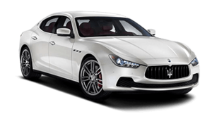 Maserati Ghibli Hire with Sixt