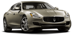 Hire an automatic transmission Maserati Quattroporte luxury car