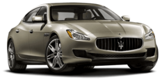 Maserati Quattroporte Luxury Car Hire