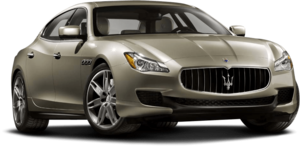 Hire a Maserati Quattroporte luxury rental for a month or longer