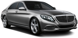 Mercedes-Benz S350L luxury car hire