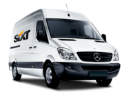 Hire a Van in Lancashire with Sixt rent a car