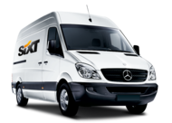 Hire a Van in Edinburgh with Sixt rent a car