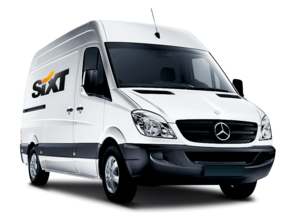 Hire a Van with Sixt