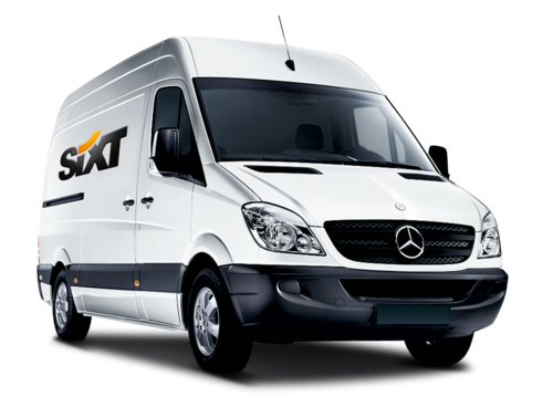Sixt rent a van Dumfries