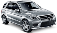 Mercedes-Benz ML350 Hire
