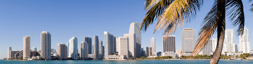 Explore Miami in a Sixt Convertible Hire