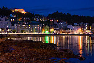 Sixt Minibus Hire in Oban
