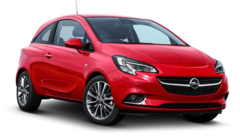 Hire a Vauxhall Corsa Economy Car with Sixt
